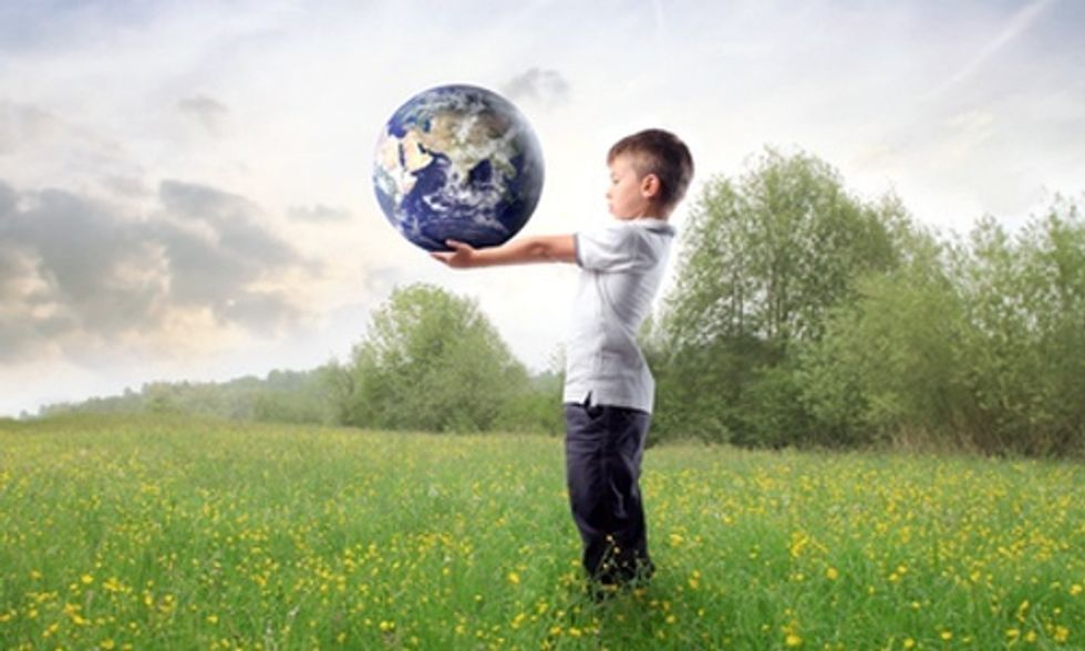 Climate Education Toolkit Helps Create Young Leaders Today