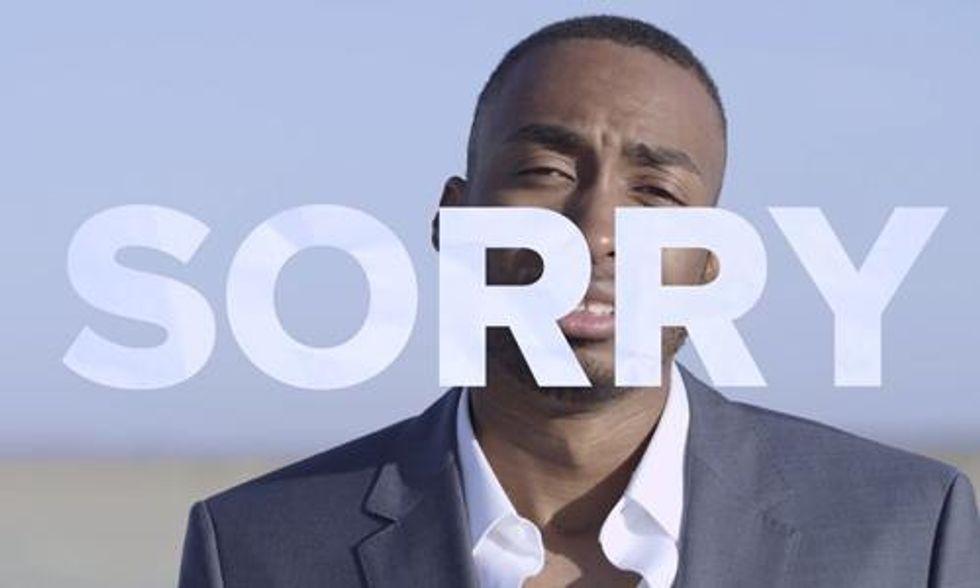 Rapper Prince Ea's Viral Video Tells Future Generations 'Sorry'