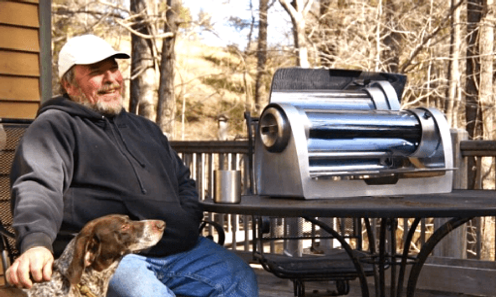 GoSun Grill: The Only Solar Cooker That Cooks Day or Night