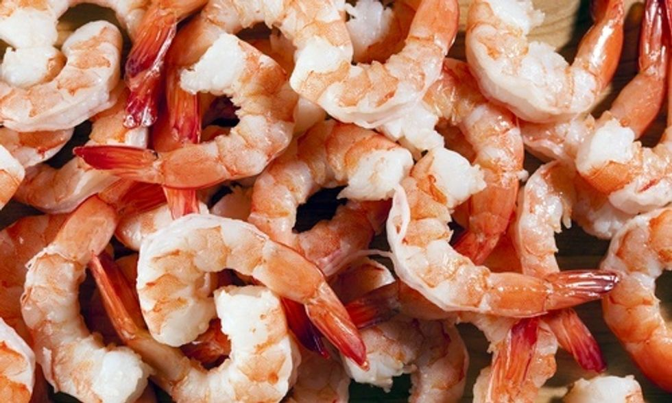 Consumer Reports Finds 60% of Raw Shrimp Tested Positive for Bacteria