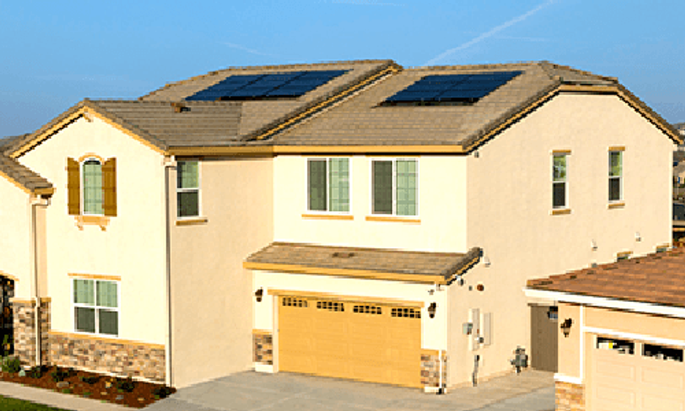 California's First Zero Net Energy Community Is a Model for Future Living