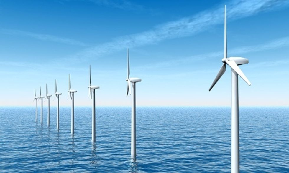 America's First Offshore Wind Farm Breaks Ground