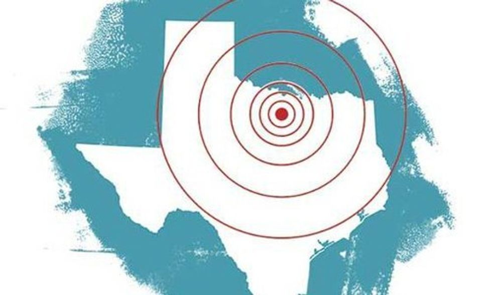 Frack-Happy Texas Forced to Face the Reality of Fracking-Related Earthquakes
