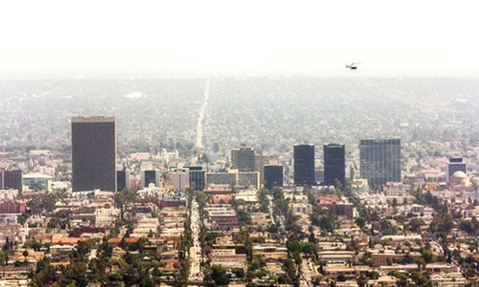25 Most and Least Polluted Cities in America
