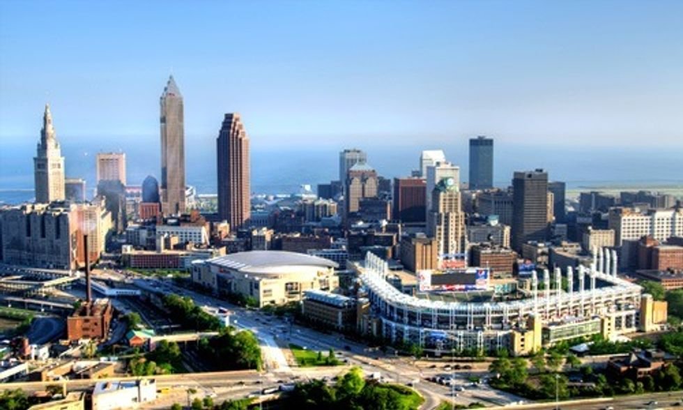 Cleveland Rocks: From 'Mistake on the Lake' to 'Green City on a Blue Lake'