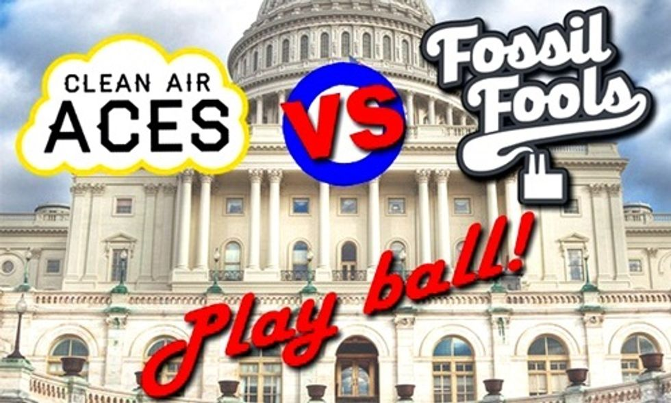 Renewable Energy Champions vs. Polluter-Backed Politicians