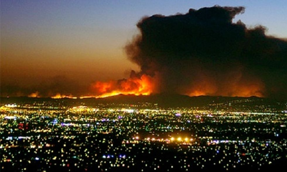 Epic Drought Brings Fear of Worst Wildfire Season Yet