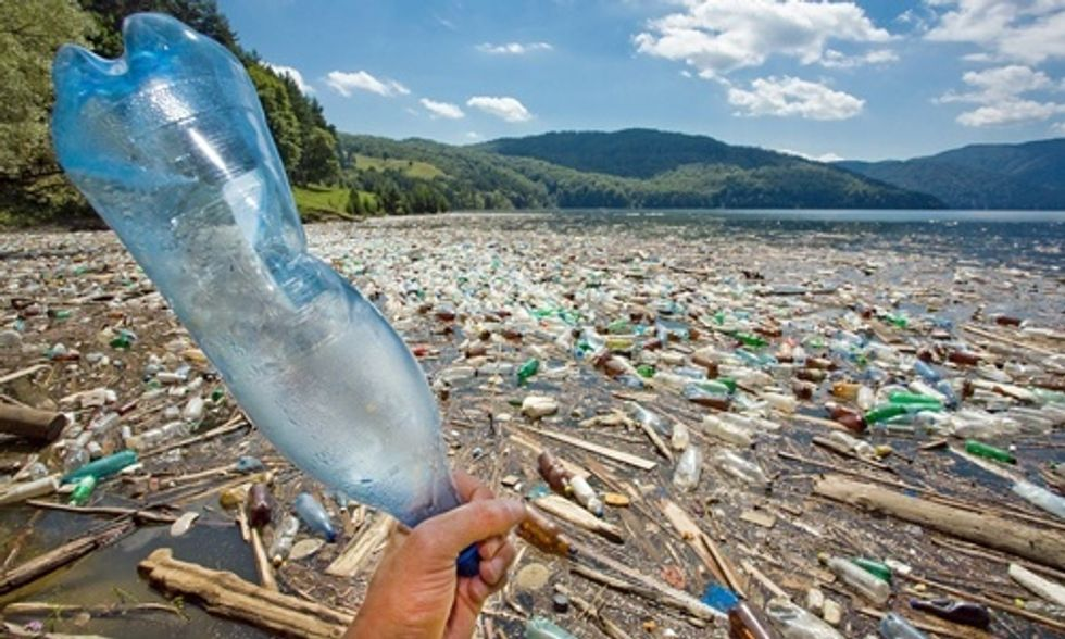 Plastic Pollution = Cancer of Our Oceans: What Is the Cure?