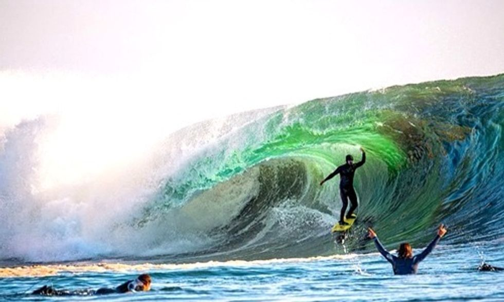 Award-Winning Patagonia Film Documents Surfer's Fight to Save His Home