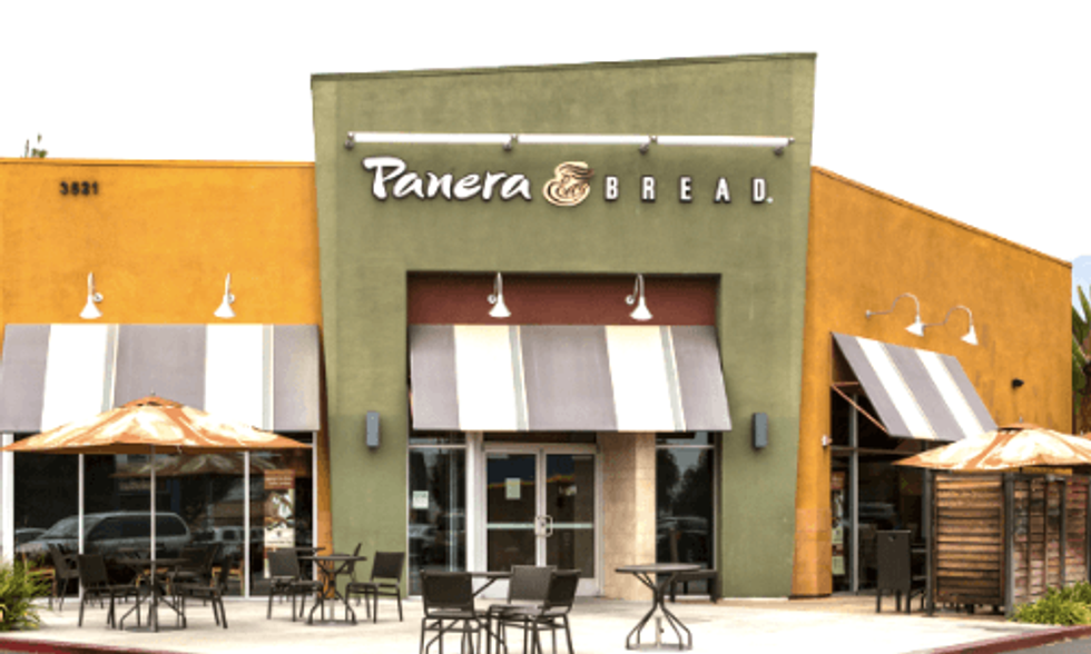 Panera Bread to Drop 150 'Unacceptable' Additives From Its Menu