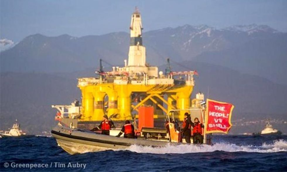 Help Keep Shell Out of Seattle's Port and Out of the Arctic