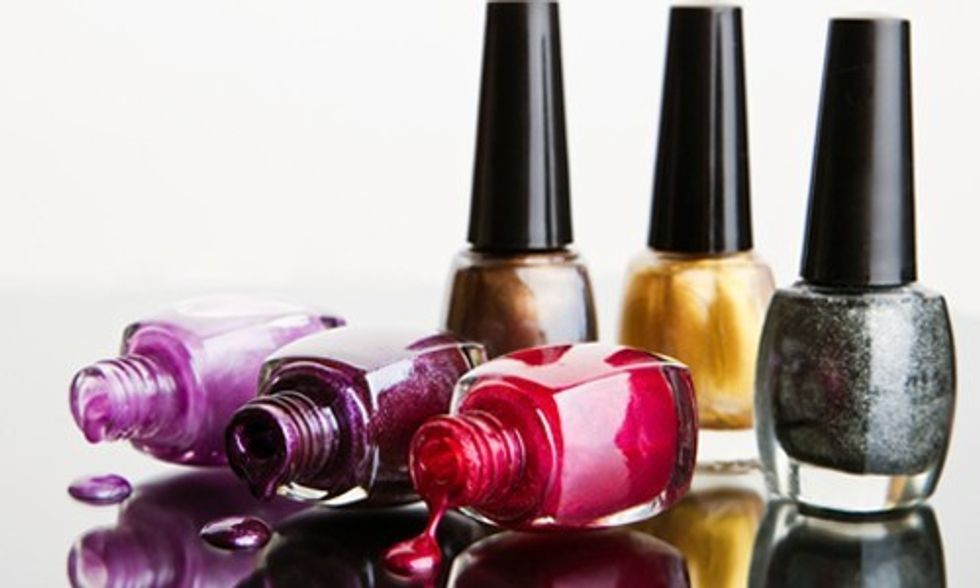 Is Your Nail Polish Toxic?
