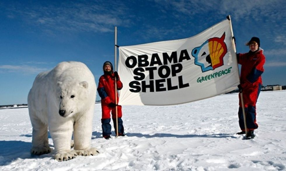 Obama Administration Approves Shell's Plan to Drill in the Arctic