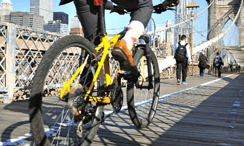 6 Reasons Why Bike Commuting Is the Fastest Growing Mode of Transportation