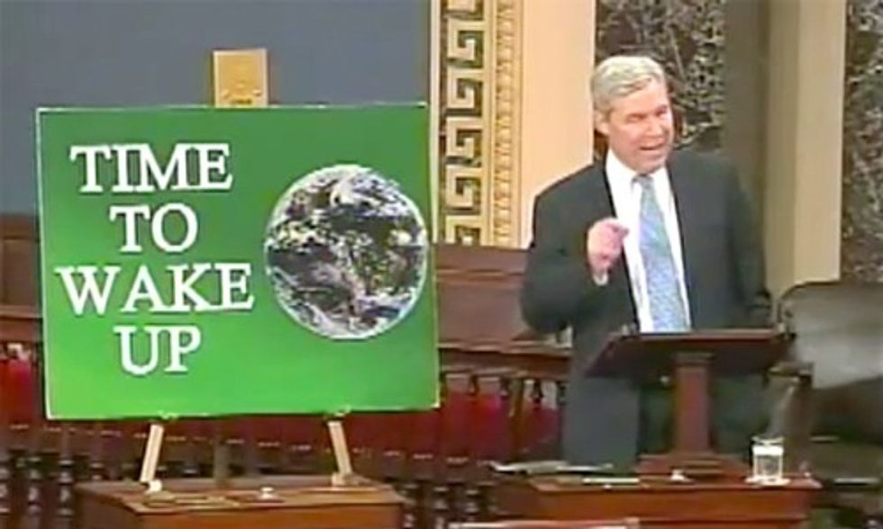 Time to Wake Up: 100 Speeches, 100 Reasons to #ActOnClimate