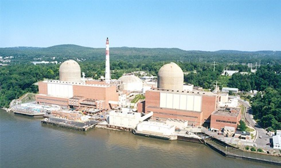Indian Point Fire Raises Huge Concerns Over Siting of Spectra Pipeline