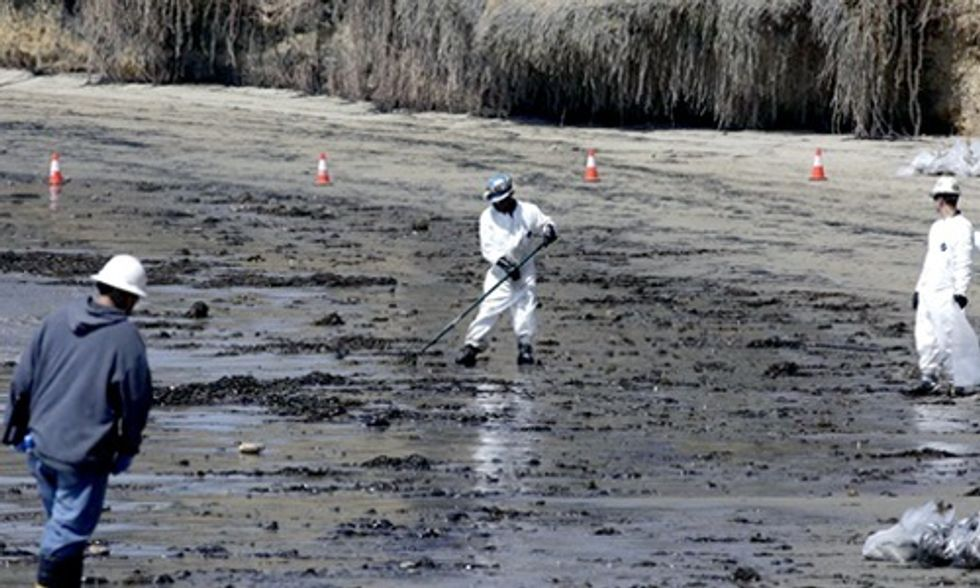State of Emergency Declared: California Oil Spill Now Estimated at 105,000 Gallons