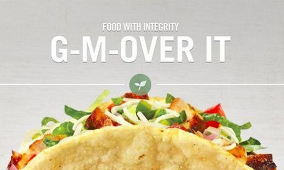 Chipotle Under Attack for Going GMO Free