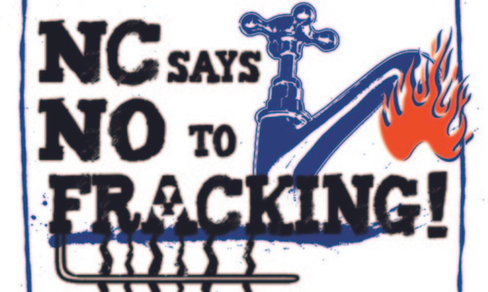 Judge Says No to Fracking