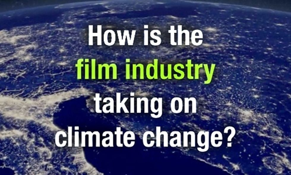 Film4Climate: Greening the Film Industry Gets Strong Support at Cannes Film Festival