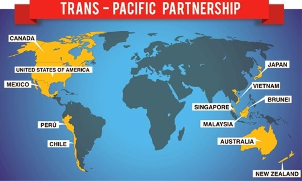 4 New Realities Shaping the TPP Debate