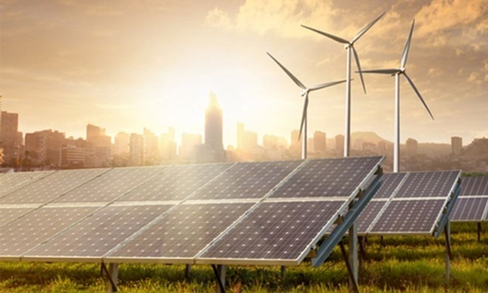 Wind and Solar Provide 100% of New Generating Capacity in April