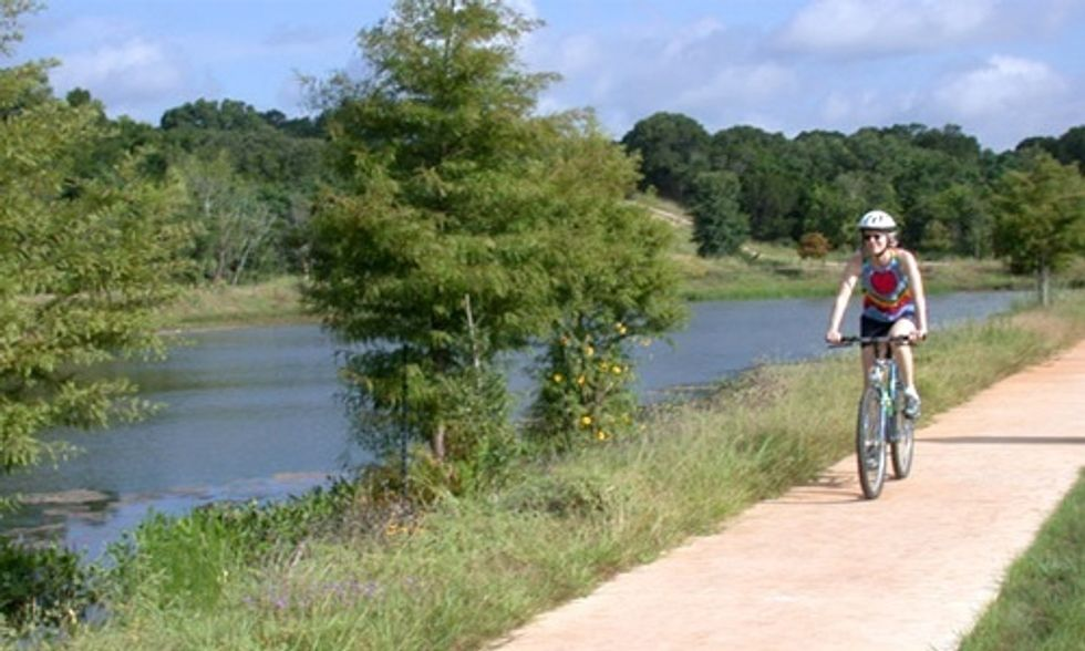 Urban Greenway System Will Link 60 Miles of Trails