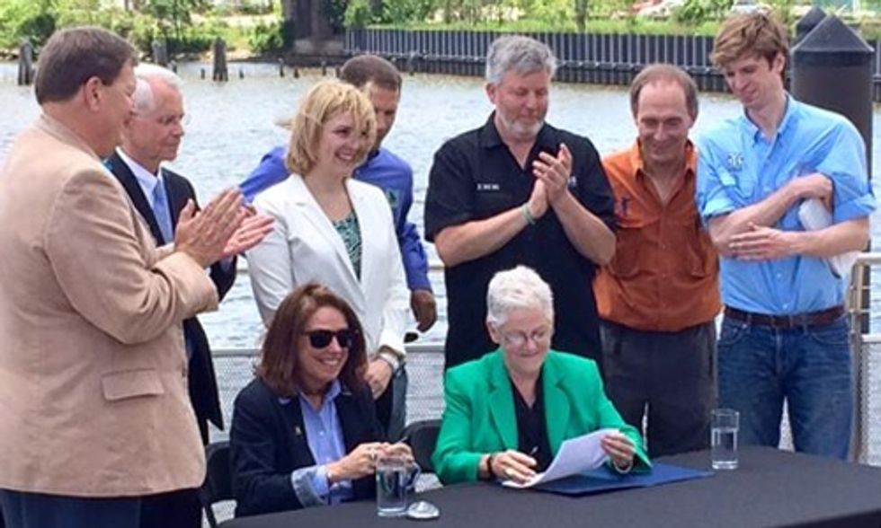 6 Reasons to Celebrate the Signing of the Clean Water Rule