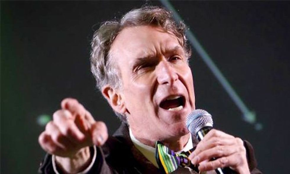 Bill Nye Under Attack for Linking Texas Floods to Climate Change