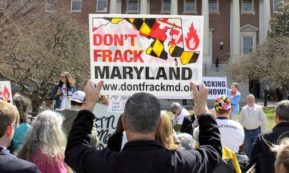 Never Say Never: Maryland Fracking Moratorium Becomes Law
