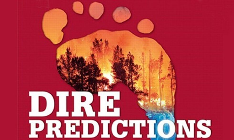 Michael Mann's 'Dire Predictions' Provides Ultimate Guide on Understanding Climate Change