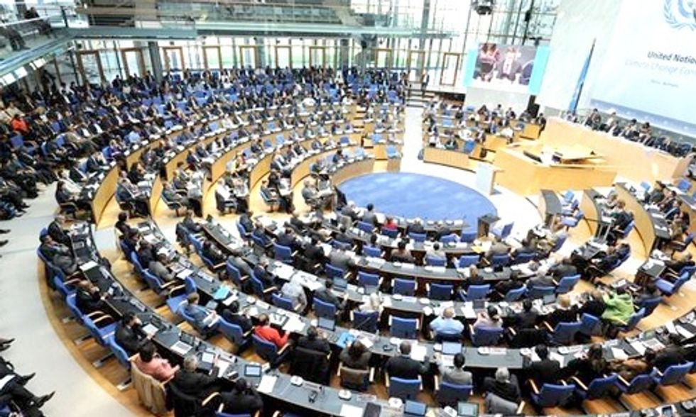 Negotiations in Bonn Will Likely Decide if Paris Climate Talks 'Can Save Human Civilization From Ultimate Collapse'