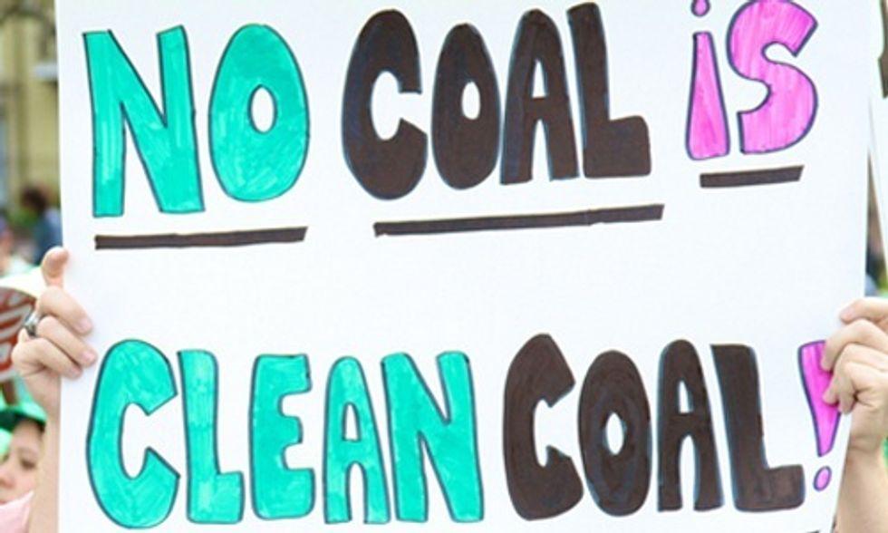 10 Reasons Clean Coal Is a Marketing Myth