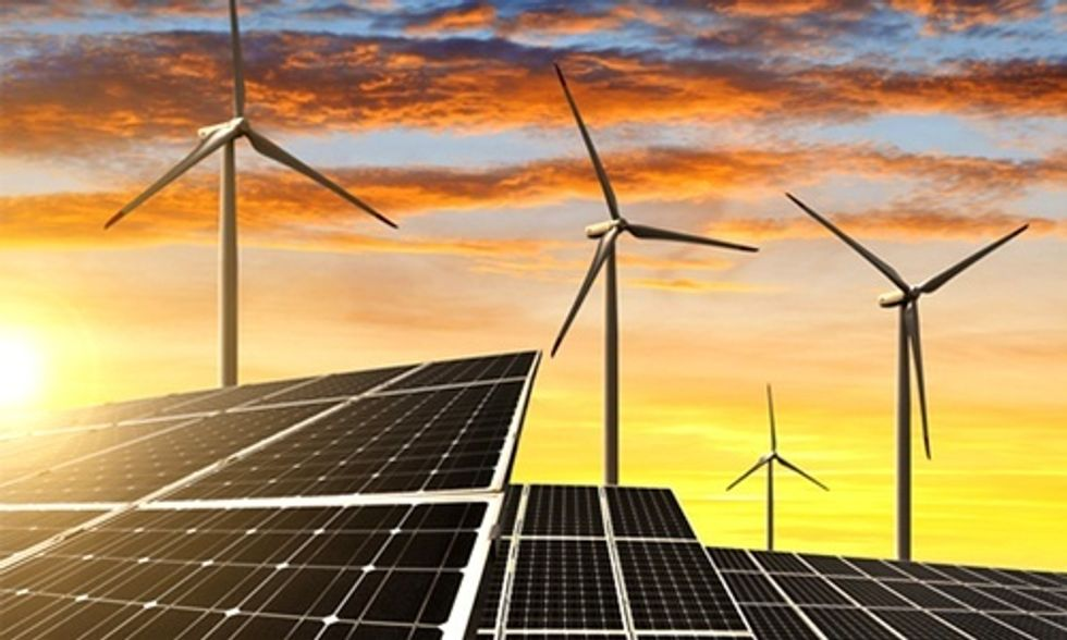 We Could Power Entire World on Renewables by 2025, Says Global Apollo Program