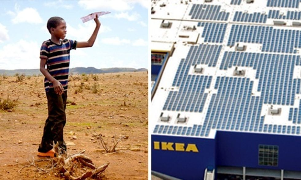 IKEA Commits $1.13 Billion to Fight Climate Change and Invest in Renewable Energy