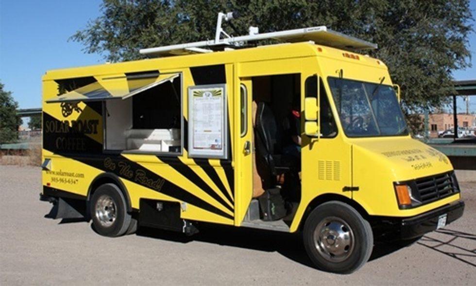 Food Trucks Go Solar