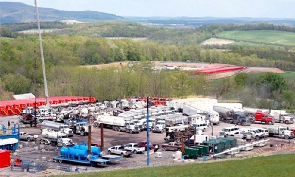 Long-Awaited EPA Study Says Fracking Pollutes Drinking Water