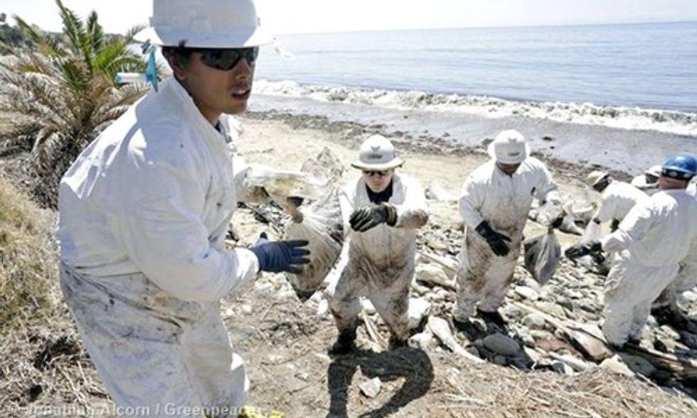 3 Reasons Santa Barbara Oil Spill Underscores Why Obama Must Say #sHellNo to Arctic Drilling