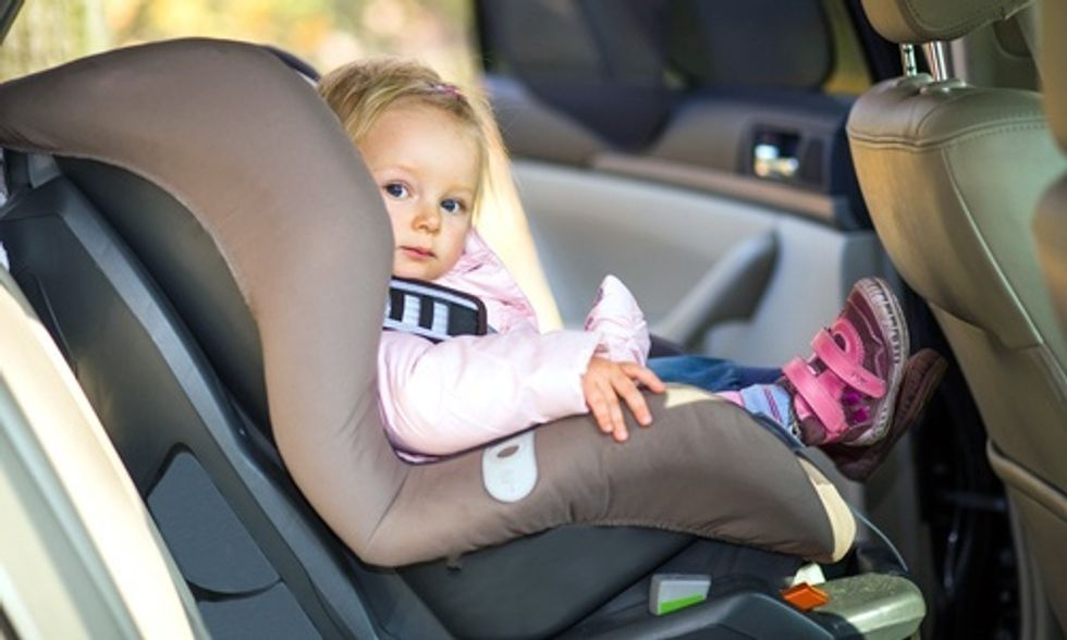 73% of Child Safety Seats Found to Have Toxic Chemicals, Does Yours?