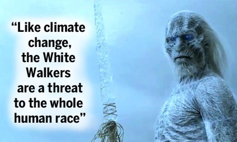 Is Game of Thrones Actually About Climate Change?