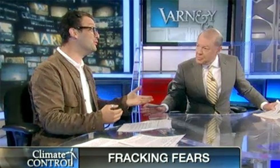 Josh Fox Gets Kicked Off of Fox News While Exposing Misleading Coverage of EPA Fracking Report
