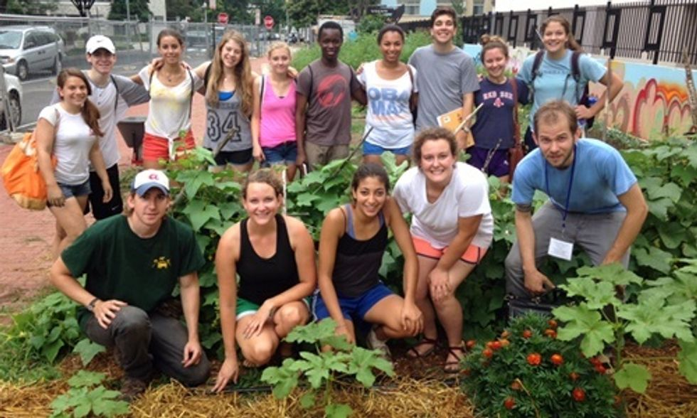 Apply Today to Win a $15,000 Gardens for Good Grant