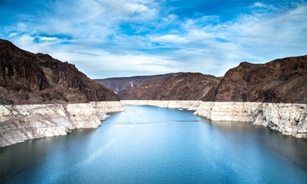Lake Mead About to Hit a Critical New Low as 15-Year Drought Continues in Southwest