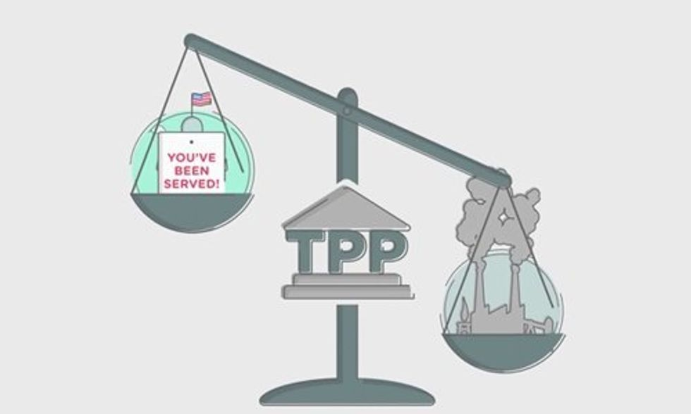 What Is the TPP and Why Is it so Bad?