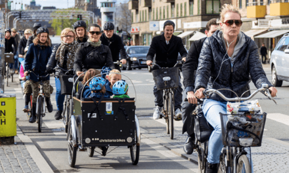 20 Most Bike-Friendly Cities in the World (Find Out Which U.S. City Made the Cut)
