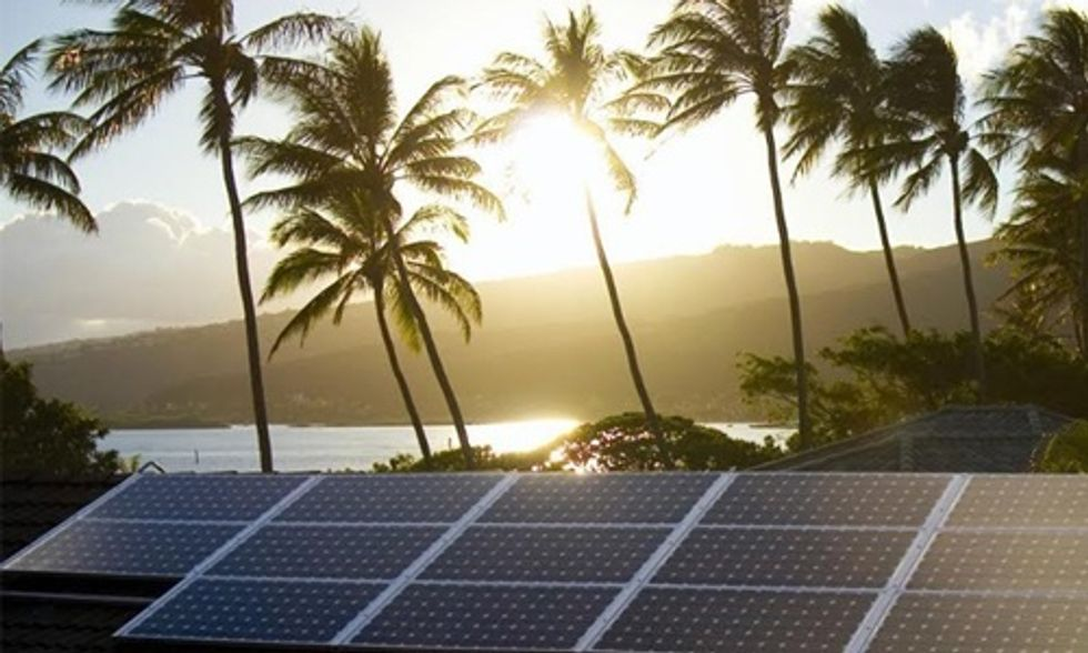 Hawaii Enacts Nation's First 100% Renewable Energy Standard