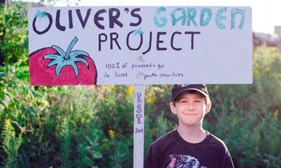 How This 6-Year-Old Fed His Community With $15k and a Big Heart