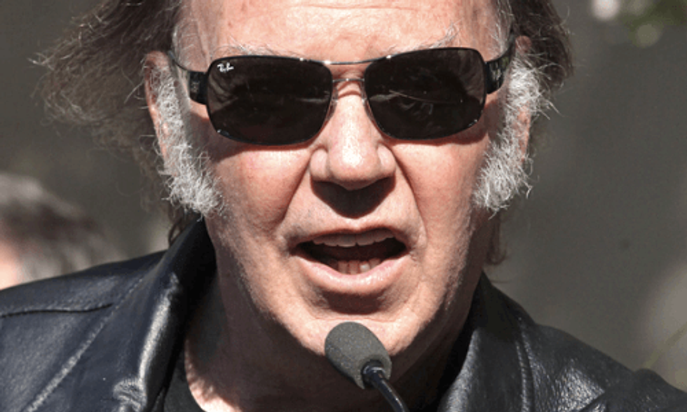 Monsanto Fires Back at Neil Young's Scathing New Album