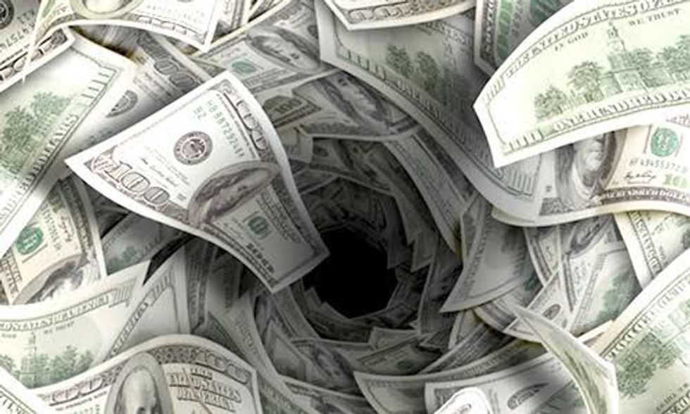 New Report Exposes Dark Money Funneling to Climate Change Denial Groups