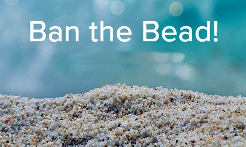 Johnson & Johnson Has a Dirty Secret About Microbeads